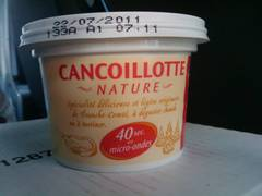 Cancoillotte nature 250g