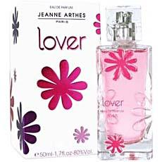 Eau de parfum Lover JEANNE ARTHES, 50ml