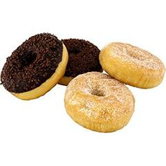 Assortiment Donuts -40% de matieres grasses