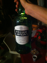 William Lawson's Whisky 2 L