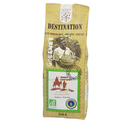 Café bio Tradition Arabica Robusta - moulu filtre - 250g