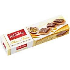 Biscuits mague passion Alliance Fruitee KAMBLY, 100g