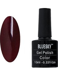 Blue Sky Vernis gel ongles, marron 10 ml