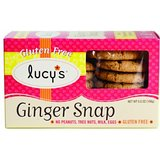 Lucy's - Ginger Snap Cookies - 156g