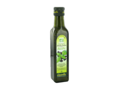 Huile d'olive vierge extra bio au basilic CAUVIN, 25cl