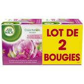 Bougies bouquet d'amour - Essential Oils Infusion