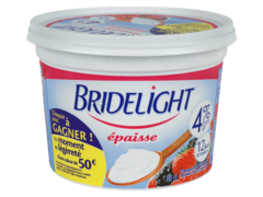 Bridelight creme epaisse extra legere 3% -50cl