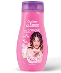 Corine de Farme gel douche violetta 250ml