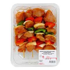 Brochette de cube Filet de poule 625g