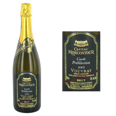 Vouvray tradition cuvee predilection 75cl