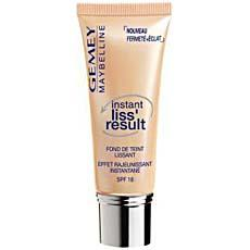Fond de teint Liss Result GEMEY MAYBELLINE, miel dore