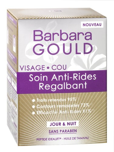 Barbara Gould Soin anti rides raglbant pot 50ml