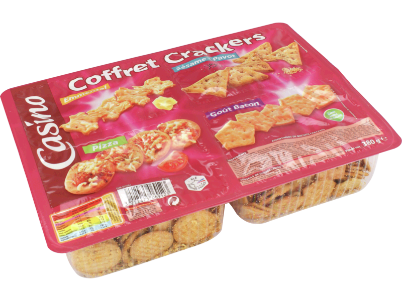 Coffret Crackers