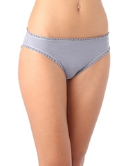 2 Slips Pocket New Casual DIM, bleu gris, taille 36/38