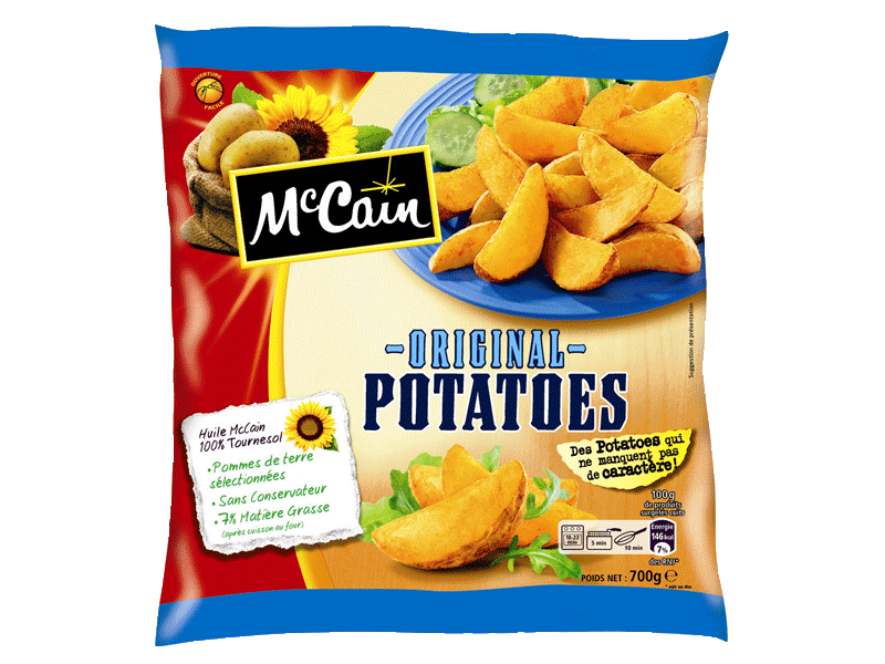 Original Potatoes
