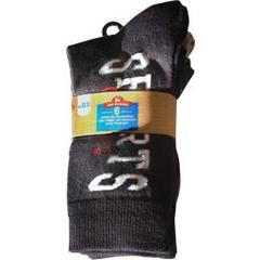 Top budget Mi-chaussettes team junior garçon t35/38 le lot de 6