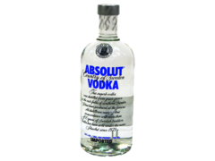 Absolut into the White