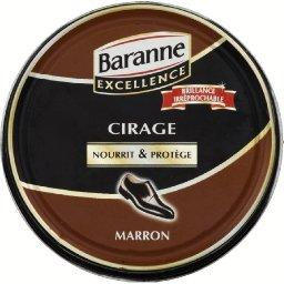 Cirage soin total cuir marron Promo