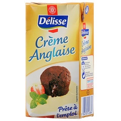 Creme anglaise Delise 50cl
