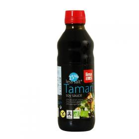Tamari less salt 250ml