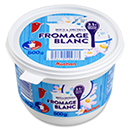 Auchan fromage blanc 2,8%mg 500g