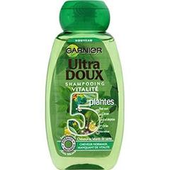 Ultra Doux shampooing 5 plantes 250ml