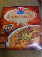 Cassoulet toulousain U micro-ondable 300g