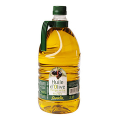 Huile d'olive vierge Cauvin bidon 2 litres