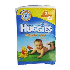 couches x68 taille 3 huggies
