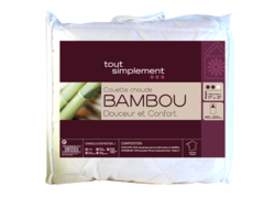 Couette chaude Bambou