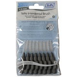 TePe Brossette interdentaire Original Gris 1.3 mm Soft Pack de 8 - Lot de 2