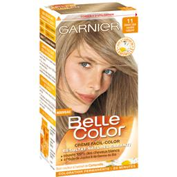 coloration permanente belle color blond clair cendre n11 - Belle Color Blond Cendr