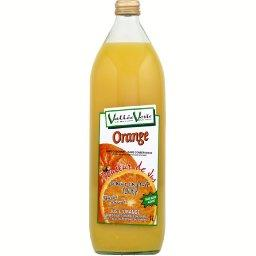 Vallee Verte jus d'orange bio 100% fruits 1l