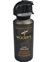 Woody's Love Grenade Spray Corps et de Blanchisserie pour Homme 150 ml