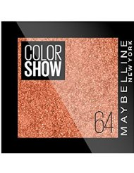 GEMEY MAYBELLINE Colorshow Fard à Paupières 64 One Cent Copper