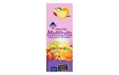Nectar multi fruits à base de concentrés 1.5l