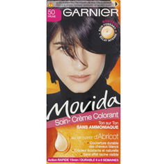 Movida Soin creme colorant prune n°50