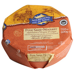 Fromage St Nectaire AOP 25%mg Nos regions ont du Talent 600g