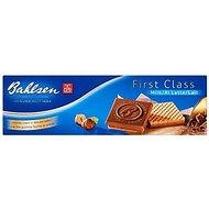 Biscuits Bahlsen First Class de chocolat au lait (125g) - Paquet de 2