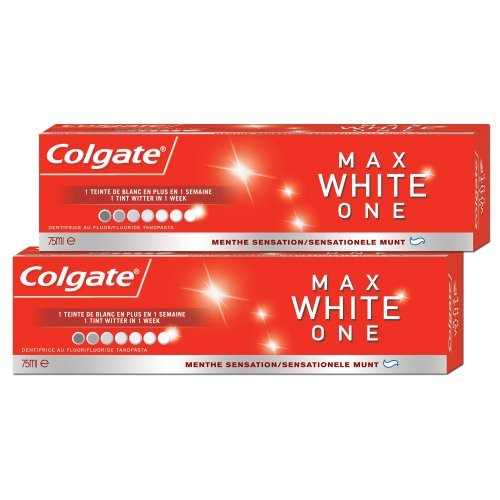 Dentifrice Max White One menthe sensation