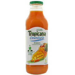 Jus Tropicana essentiels Cocktail fruits et carottes 1l