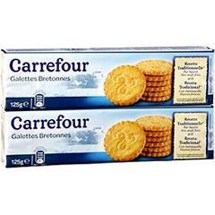 Galettes bretonnes tous les produits biscuits g teaux prixing - Carbonate de sodium danger ...