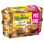La Laitiere secret de mousse cafe 4 x 12 cl