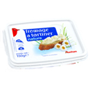 Auchan fromage à tartiner nature 150g