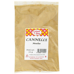 Samia cannelle moulue 100g