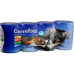 Assortiment bouchees gelee pour chat