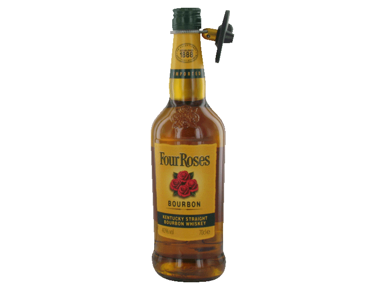 Four Roses bourbon 40° -70cl