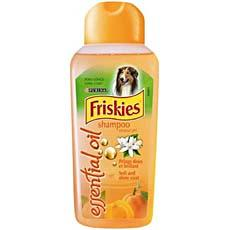 Shampooing pour chiens a poils longs Friskies, 500ml