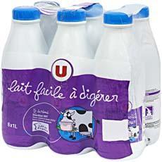 lait facile a digérer bébé
