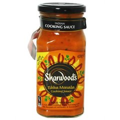 Sharwood's Sauce Tikka Massala le pot de 420 g